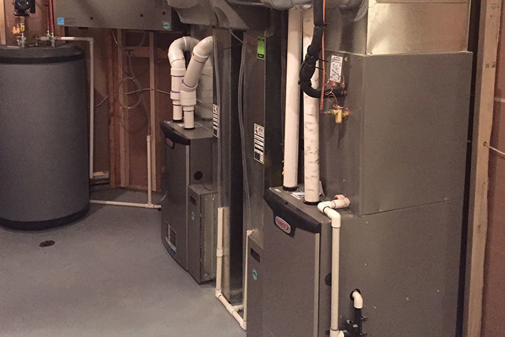 Lennox Furnace Replacement